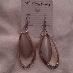 Laboradite Earrings